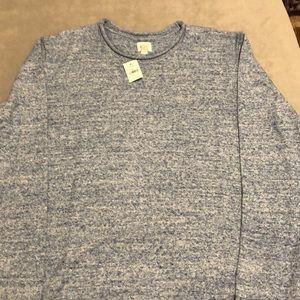New Gap cotton and polyester sweater
